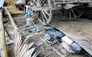 Cambodia Sponsoring Water Pump Machine