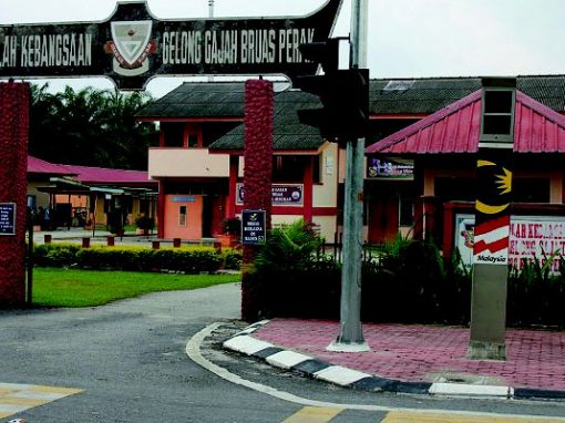 TIANG PEDESTRIAN 1 MALAYSIA (1M) PROJECT