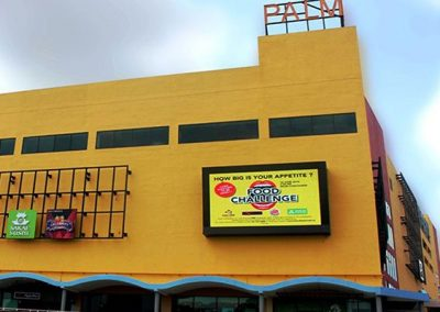 OUTDOOR LED DISPLAY @ PALM MALL, SEREMBAN