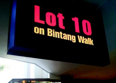 LOT 10 SHOPPING CENTRE