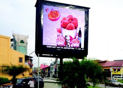 MUAR LED BILLBOARD