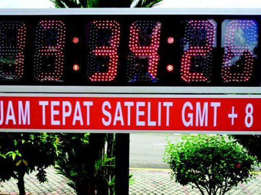 GPS CLOCK@SERI NEGERI MELAKA