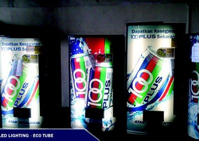 LED ECO TUBE FOR VENDING MACHINES LIGHTING WITH LED