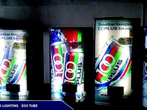 LED ECO TUBE FOR VENDING MACHINES LIGHTING WITH LED