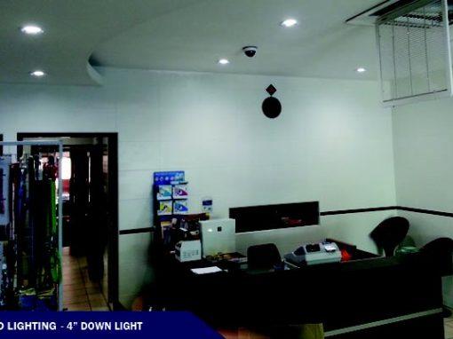 LED DOWN LIGHT @ ANIMAL CLINIC