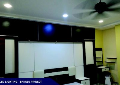 LED LIGHTING @BANGLO PROJECT