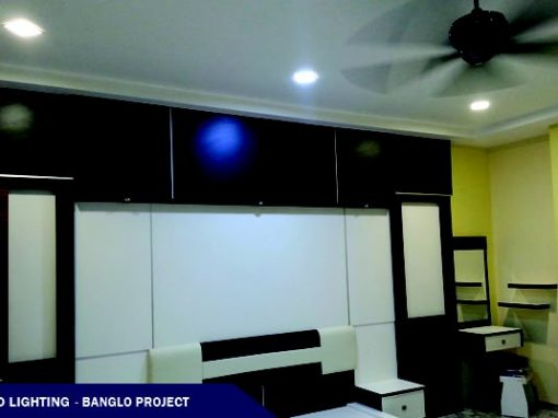 LED LIGHTING @BANGLO PROJECT