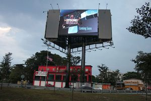 Outdoor Led Display @ Sg. Besi