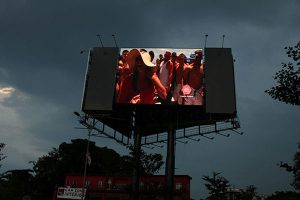Outdoor Led Display @ Sungai Besi