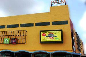 Outdoor LED Display @ Palm Mall Seremban
