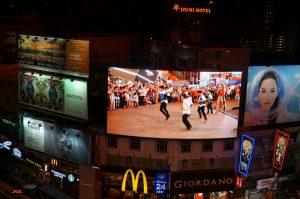 Largest SMD LED Advertising Billboard