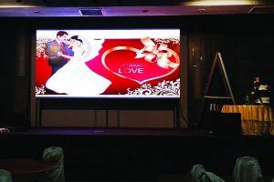 LED Video Display @ Restaurant YPL Melaka