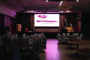LED Video Display, Restaurant YPL Melaka