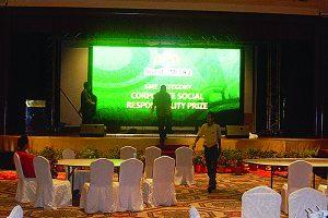 Rental Indoor For Award Nights