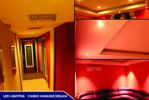 LED Lighting In Karaoke Melaka