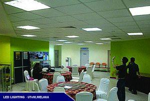 LED Lighting in UTEM Melaka
