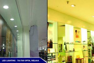 LED Lighting In Tai Fah Optik Melaka