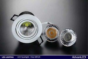 Eleo MR16 Led Spotlight
