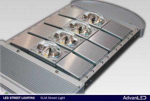 Led Street Light PLM Series (angle view)