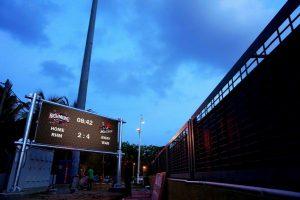 Digital Scoreboard lights @ Stadium Hockey Terengganu