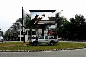 LED Billboard @ Rawang