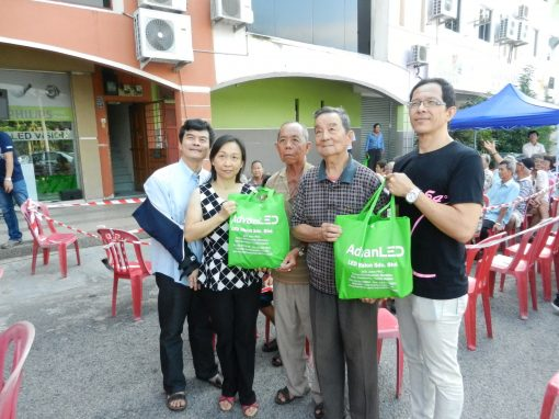 LOVE GIFTS FOR SENIOR CITIZENS
