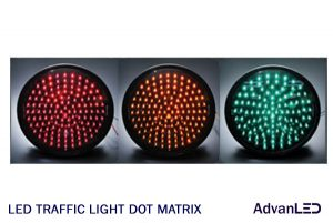 LED Hi Brite Traffic Light