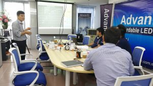 LED Vision Training