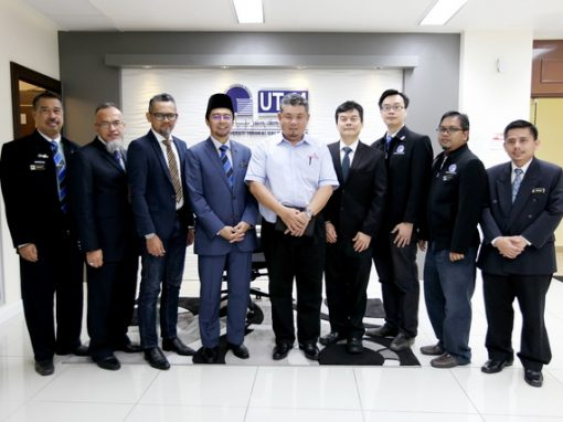 UTeM MOA SIGNING CEREMONY with LED VISION SDN.BHD.