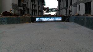H2O Residence Ara Damansara, Malaysia, LED Vision, AdvanLED