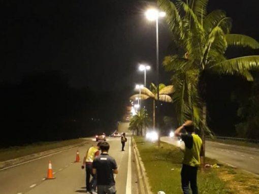 MAJLIS PERBANDARAN SUBANG JAYA – LED STREET LIGHT