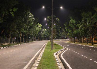 TAMAN PELANGI INDAH, JOHOR BAHRU – LED STREET LIGHT