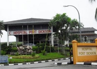 HOSPITAL PORT DICKSON – LED LIGHTING