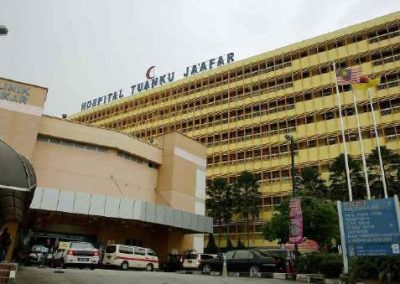 TUANKU JAA'FAR HOSPITAL, SEREMBAN – LED LIGHTING