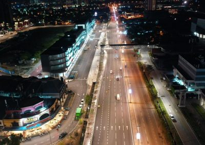 LED STREET LIGHT – MPSP, SEBERANG PRAI