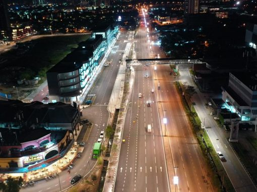 LED STREET LIGHT – MPSP, SEBERANG PRAI