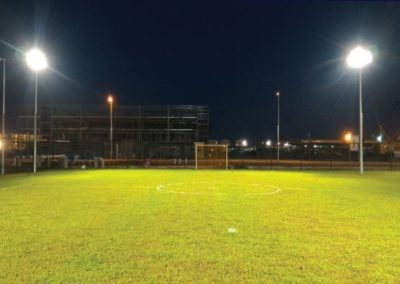 LED FLOODLIGHT – SPORT COMPLEX LIGHTING