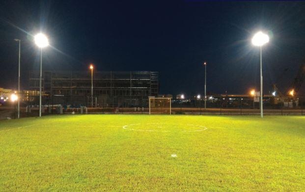 LED FLOODLIGHT – SPORT COMPLEX LIGHTING