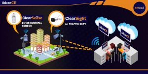 CTiData - Smart Environmental Sensor