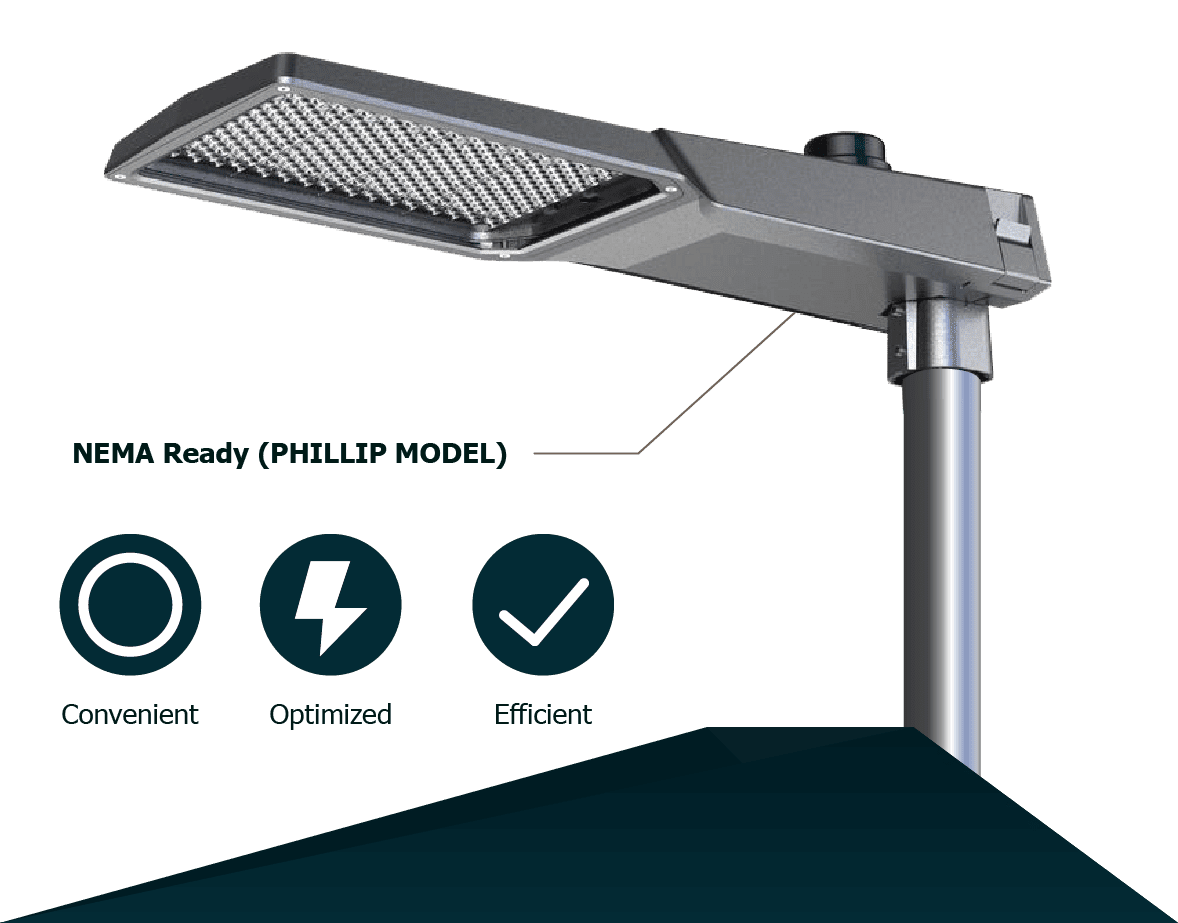 Smart City Solution, Malaysia LED Lighting Manufacturer, LED Streetlight G5