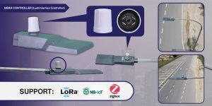 NEMA Controller - Smart Lighting Solution