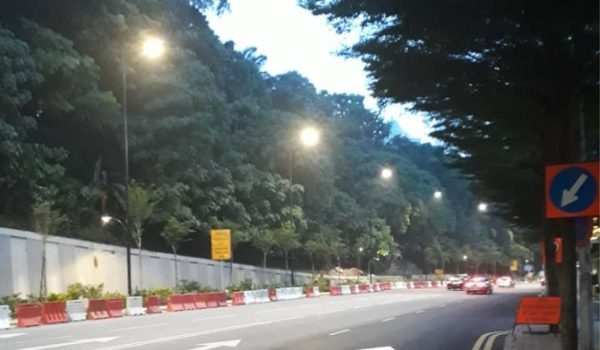 DBKL, Jalan Ampang Jaya